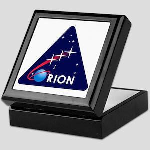 NASA Orion Program Icon Keepsake Box
