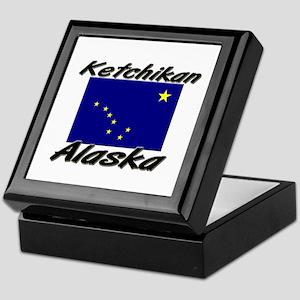 Ketchikan Alaska Keepsake Box