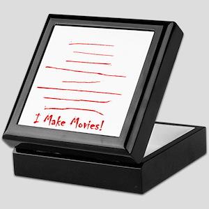 Moviemaker-Tm Keepsake Box