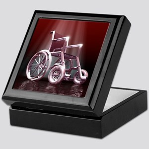 Wheelchair Keepsake Box