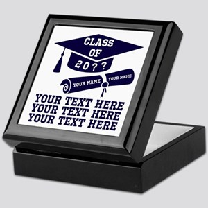Class of 20?? Keepsake Box