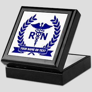 RN (Registered Nurse) Keepsake Box