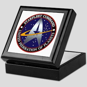 Starfleet Command Keepsake Box