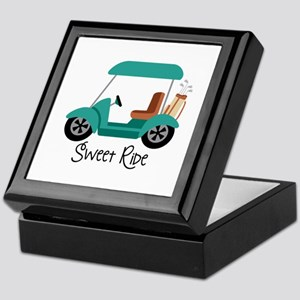 Sweet RiDe Keepsake Box