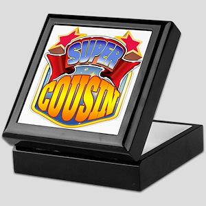 Super Cousin Keepsake Box