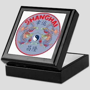 Shanghai Dragons Keepsake Box