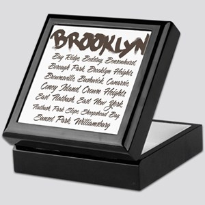Brooklyn Hoods Keepsake Box