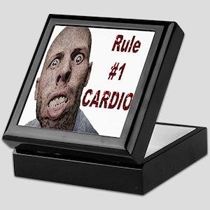 Zombie Cardio Keepsake Box