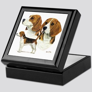 Beagle Multi Keepsake Box
