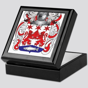 Neill Coat of Arms (Family Crest) Keepsake Box