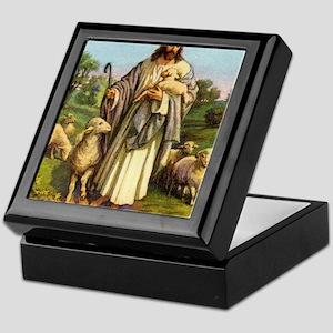 The Life ofJesus Keepsake Box