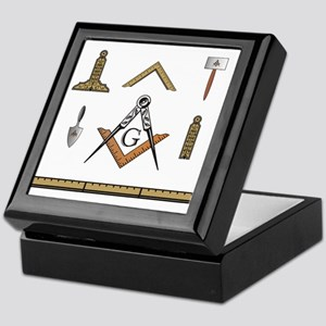 Working Tools No. 5 Keepsake Box