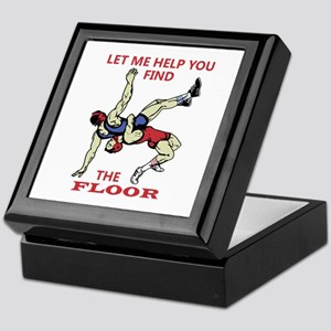 Let Me Help You Keepsake Box