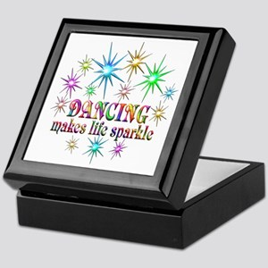 Dancing Sparkles Keepsake Box