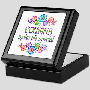 Cousins Make Life Special Keepsake Box
