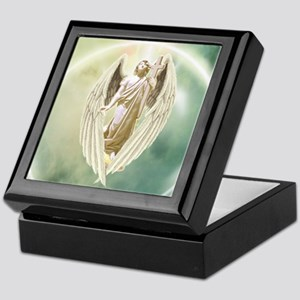 Angel Gabriel Keepsake Box