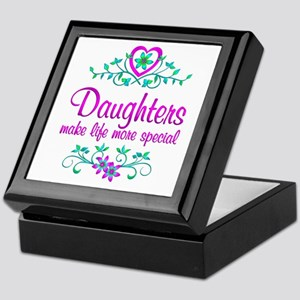Special Daughter Keepsake Box
