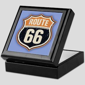 Route 66 -1214 Keepsake Box