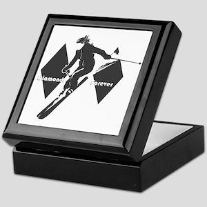 diamonds forever Keepsake Box