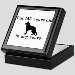 65 birthday dog years german shepherd black 2 Keep