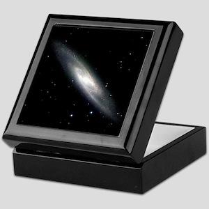 Spiral galaxy NGC 253 - Keepsake Box