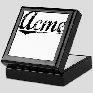 Acme, Vintage Keepsake Box