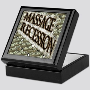 Massage Recession Keepsake Box