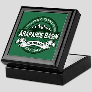 Arapahoe Basin Forest Keepsake Box