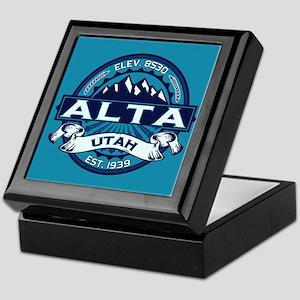 Alta Ice Keepsake Box