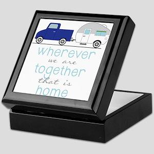That Is Home Keepsake Box