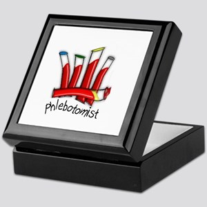 phlebotomist III Keepsake Box