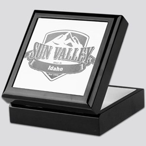 Sun Valley Idaho Ski Resort 5 Keepsake Box