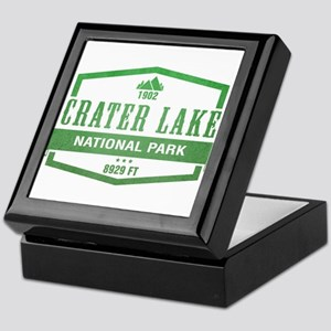 Crater Lake National Park, Oregon Keepsake Box