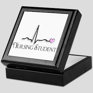 Nursing Student XXX Keepsake Box