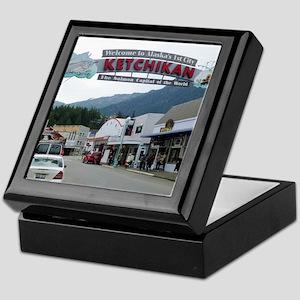 Ketchikan Keepsake Box