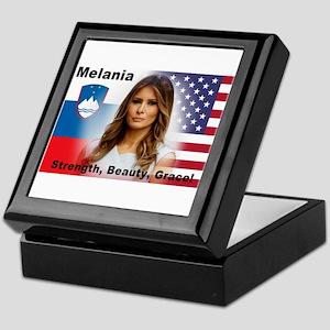 Melania Trump Keepsake Box