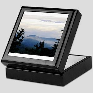Smoky Mountain Morning Keepsake Box