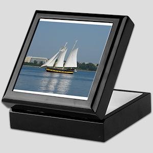 Halifax Harbour Keepsake Box
