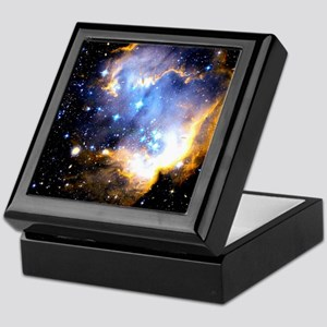 Star Cluster Keepsake Box