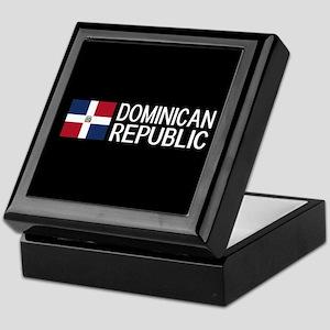 Dominican Republic: Dominican Flag & Keepsake Box