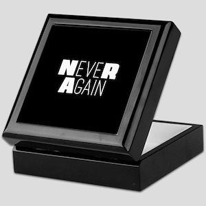 NeveR Again Keepsake Box