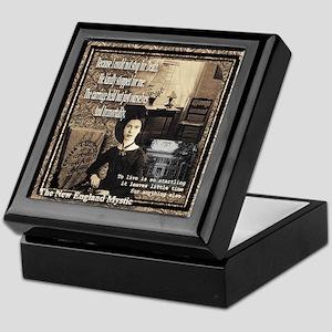 Emily Dickinson - Keepsake Box