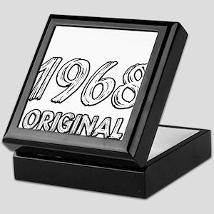 Mustang 1968 Keepsake Box
