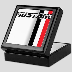 Mustang BWR Keepsake Box