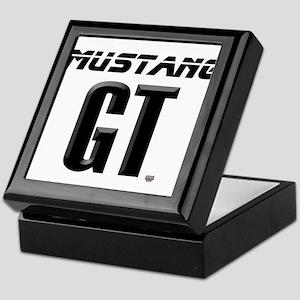 Mustang GT Keepsake Box