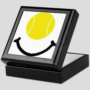 Tennis Smile Keepsake Box