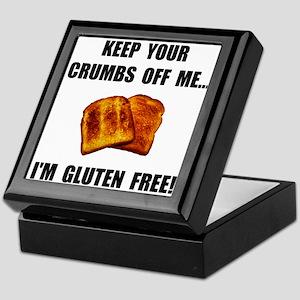 Crumbs Off Me Gluten Free Keepsake Box