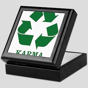 Karma Keepsake Box