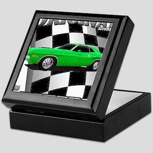 Musclecar 1970 Top 100 Keepsake Box