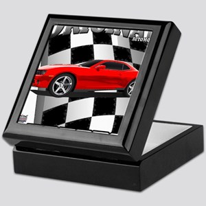 Musclecar Top 100 d13006 Keepsake Box